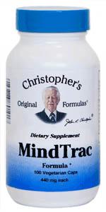 Dr Christopher's Mindtrac