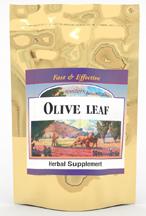 Western Botanicals Olive Leaf bulk