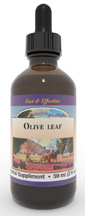 Western Botanicals Olive Leaf extract