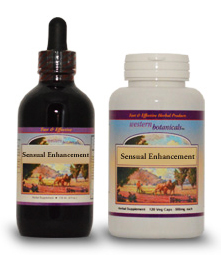 Western Botanicals Sensual Enchancement Formula