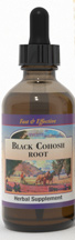 Black Cohosh Root extract, 2 oz.  Black cohosh extract