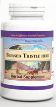 Blessed Thistle, capsules Western Botanicals Blessed Thistle capsules,blessed thistle capsules