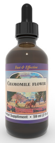 Chamomile Flower extract, 2 oz.  Chamomile Flower extract