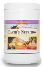 Earths Nutrition, 14 oz. powder Western Botanicals Earths Nutrition,herbal based vitamin,natural vitamins,food based vitamins