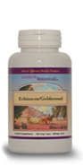 Echinacea & Goldenseal, 100 capsules Western Botanicals Echinacea and Goldenseal capsules,herbs to fight infection