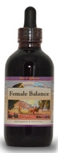 Female Balance Extract, 2 oz.  Western Botanicals Female Balance Extract,herbs for womens problems,herbal extract for hormone balance