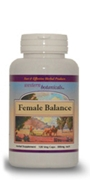 Female Balance, 120 capsules Western Botanicals Female Balance Formula,herbs for hot flashes,herbs for women,herbs for PMS