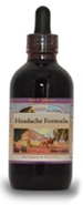 Headache Formula Extract, 2 oz.  Western Botanicals Headache Formula Alcohol Extract,