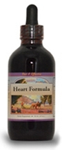 Heart Formula Extract, 4 oz. Western Botanicals Heart Formula Alcohol Extract,herbs for congestive heart disease,herbs for arrhythmia