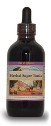 Herbal Super Tonic, Vinegar Extract 4 oz. Western Botanicals Herbal Super Tonic,herbs for immune system,herbs to kill virus,herbs to kill bacteria,herbs to kill candida