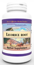 Licorice Root, capsules Western Botanicals Licorice Root capsules,Licorice Root capsules,Licorice capsules,