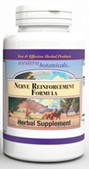 Nerve Reinforcement (Nerve Repair), 120 capsules Western Botanicals Nerve Repair Formula,herbs to repair nerve damage,herbs for nerve problems