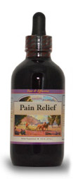 Pain Relief Syrup, 2 oz.  Western Botanicals Pain Relief Syrup,natural pain relief,herbal pain formula