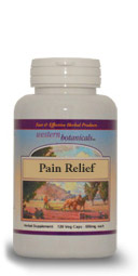 Pain Relief, 120 capsules estern Botanicals Pain Relief Formula,natural pain relief,herbal pain formula,herbs for pain