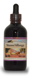 Seasonal Sinus Syrup, 2 oz.  Western Botanicals Seasonal Sinus Syrup,herbs for allergy,herbs for sinus