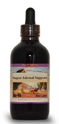 Super Adrenal Support Extract, 4 oz. Western Botanicals Super Adrenal Support Extract,herbs to help adrenal function
