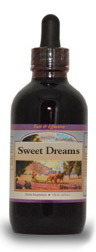 Sweet Dreams Syrup, 2 oz. Western Botanicals Sweet Dreams Syrup,herbs to help with sleep