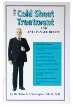 The Cold Sheet Treatment The Cold Sheet Treatment by Dr. Christopher,books by Dr Christopher