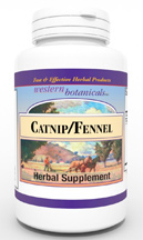 Catnip & Fennel, 100 capsules Western Botanicals Catnip and Fennel capsules,Catnip and Fennel capsules