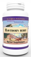 Hawthorn Berry, capsules Western Botanicals Hawthorn Berry capsules,Hawthorn Berry capsules
