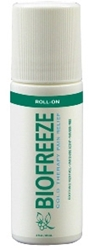 BioFreeze, 3 oz. roll-on Biofreeze Roll-on,non oil based muscle pain relief product