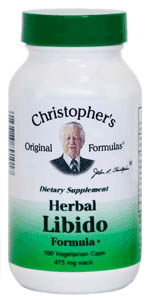 Herbal Libido Formula, capsules herbs for libido,Dr. Christophers Herbal Libido Formula,herbs to increase sex drive,