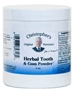 Herbal Tooth & Gum Powder, 2 oz. - 101-023