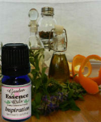 Inspiration, 15 ml. Garden Essence Oils Inspiration Blend