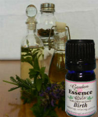 Birth, 15 ml. Garden Essence Oils Birth Essential Oil Blend