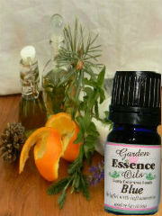 Blue, 15 ml. Garden Essence Oils Blue Essential Oil Blend