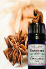 Cinnamon Bark, 15 ml. Garden Essence Oils Cinnamon Bark,essential oils for fungus,essential oils for infection