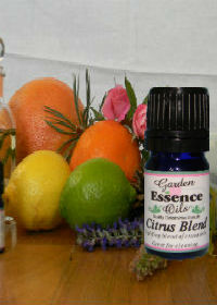 Citrus Blend, 15 ml. Garden Essence Oils Citrus Essential Oil Blend