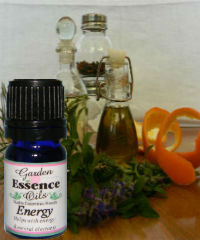 Energy, 15 ml. Garden Essence Oils Energy Essential Oil Blend