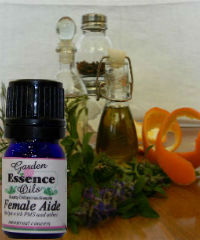 Female Aide, 15 ml. Garden Essence Oils Female Aide Essential Oil Blend