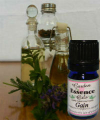 Gain, 15 ml. Garden Essence Oils Gain Essential Oil Blend