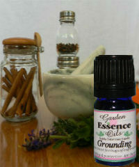 Grounding, 15 ml. Garden Essence Oils Grounding Essential Oil Blend