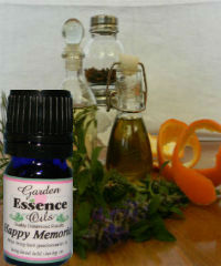 Happy Memories, 5 ml. Garden Essence Oils Happy Memories Blend