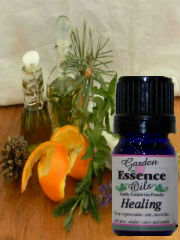 Healing, 15 ml. Garden Essence Oils Healing Essential Oil Blend