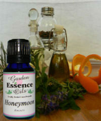 Honeymoon, 15 ml. Garden Essence Oils Honeymoon Blend