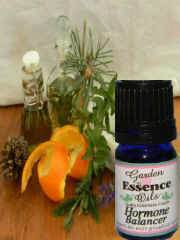 Hormone Balancer, 15 ml. Garden Essence Oils Hormone Balancer Blend,Hormone Balancer Oil Blend
