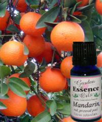 Mandarin, 15 ml. Garden Essence Oils Mandarin,mandarin essential oil