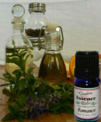 Romance, 5 ml. Garden Essence Oils Romance blend