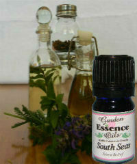 South Seas, 15 ml. Garden Essence Oils South Seas blend,essential oils for stress relief