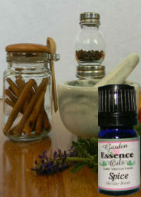 Spice, 15 ml. Garden Essence Oils ?Spice blend
