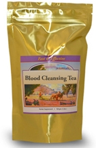 Blood Cleansing Tea 8 oz.  Western Botanicals Blood Cleansing Tea,bulk blood cleansing tea