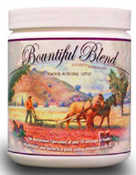 Bountiful Blend, 10 oz. powder Western Botanicals Bountiful Blend,whole food vitamin, whole food vitamin powder mix