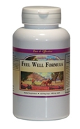 Feel Well Formula, 120 capsules Western Botanicals Feel Well Formula,herbs for weightloss,herbs to balace blood sugar,herbs for health