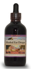 Herbal Ear Drops, 1 oz.  Western Botanicals Herbal Ear Drops,product for ear infection,ear infection herbal drops