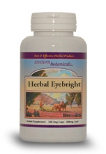 Herbal Eyebright Formula, 120 capsules Western Botanicals Herbal Eyebright Formula,herbal eyebright formula,herbs for eyes