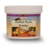 Herbal Tooth Powder, 2 oz. Western Botanicals Herbal Tooth Powder,herbs for gums,herbal tooth powder,herbs to help teeth